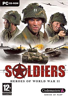 Soldiers: Heroes Of World War II [Español] [DVD5 Iso]