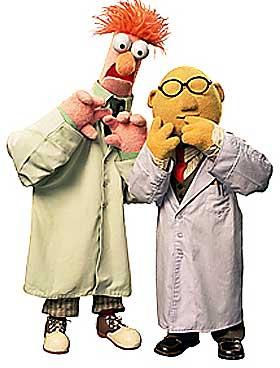 Beaker and Bunson