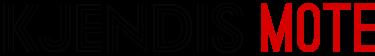 Logo for Kjendis Mote.