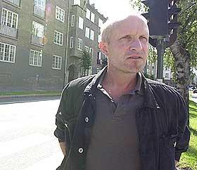 GLITRENDE: Dagbladets anmelder fullroser Lars Saabye Christensens nye roman