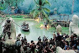 INN I KRIGSGALSKAPEN: «Apokalypse nå! Redux» gir et enda sterkere inntrykk av Vietnamkrigens redsler enn originalen fra 1979.