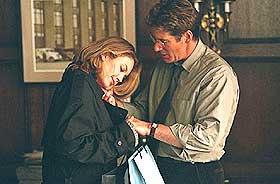 VELLYKKET: Richard Gere og Diane Lane har et tilsynelatende vellykket ekteskap i filmen «Unfaithful».