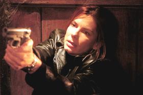 GOD TIDTRØYTE: Bra spill av Sandra Bullock.