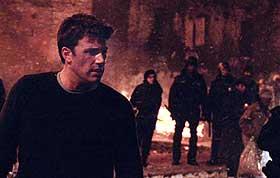 JYPLING:  Ben Affleck som agent Jack Ryan i «Det absolutte mareritt» klarer ikke å gjøre filmen til mer enn rutinert spionunderholdning.
