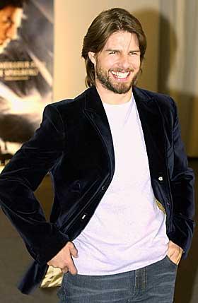 HAN KAN SMILE: Han har overvunnet lesevanskene og er lykkelig som skuespiller.