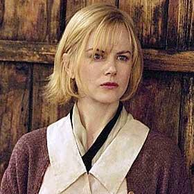 «DOGVILLE»: Nicole Kidman som nådegaven Grace.