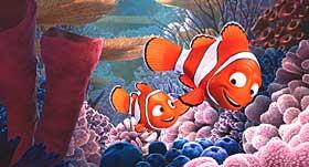 PRAKTFULL:  «Oppdrag Nemo» er et stykke utrolig velgjort film laget for et stort publikum. Her er virkelig noe for alle.