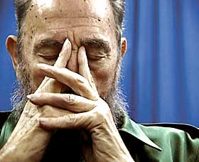 DINOSAUR: «Comandante» er blitt noe bortimot et flatterende bilde av en av verdens siste kommunistledere...