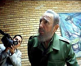 ... nærmest for en dinosaur å regne, skriver vår anmelder om filmen om Cubas kommunistleder Fidel Castro.