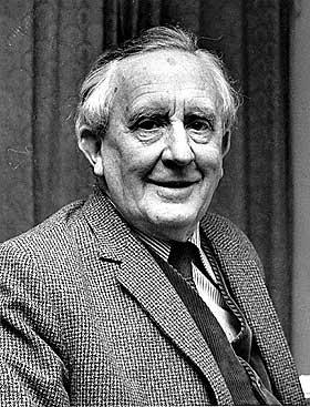 LIKTE IKKE � KJ�RE BIL: Tolkien var ellers redd for at �Ringenes Herre� skulle leses med et skjult budskap.