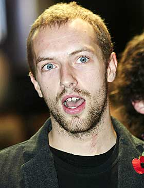 communist chris martin