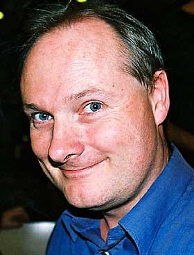 AVSLØRER FORFATTEREN:Bjørn Are Davidsen tror Dan Brown har skrevet «Da Vinci-koden» i all hast, og dessuten at han har hatt konsulenter uten greie på faget.
