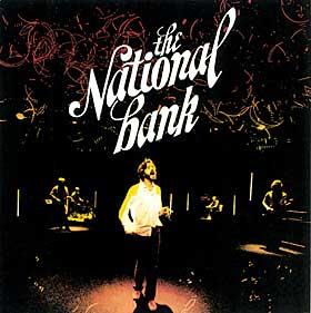 THE NATIONAL BANK: Et album som er b�de - og, mener Dagbladets anmelder.