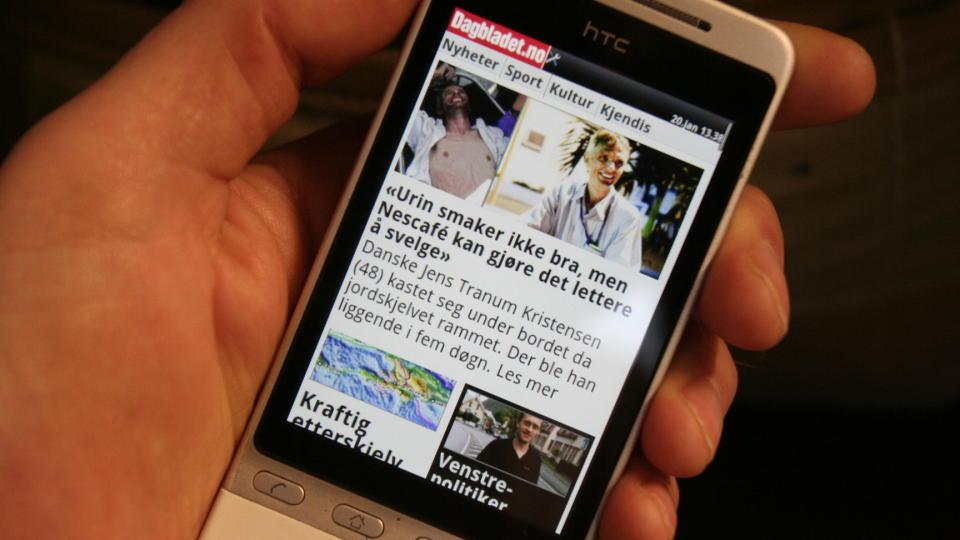 best i test mobiltelefoner kontaktannonse på nett