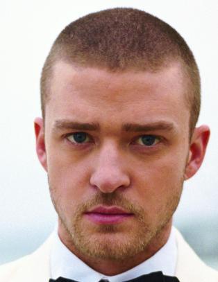 Justin Timberlake skrev sang for Michael Jackson