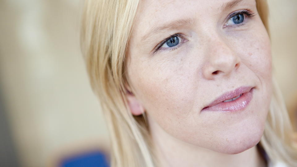 VIL HENGE UT OVERGRIPERE: Byr�d for velferd og sosiale tjenester i Oslo kommune, Sylvi Listhaug (Frp), vil sette inn hardere skyts mot voldtektsforbrytere. Foto: Tore Meek / SCANPIX