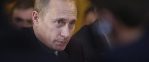 Norge m� si nei til Putin