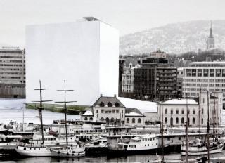 Urban Canvas Foto: Trond Isaksen/Statsbygg