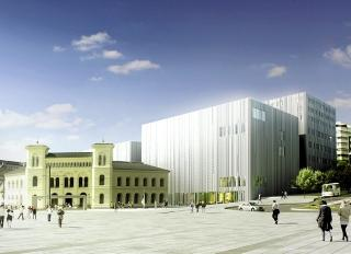 Urban Transition Foto: Trond Isaksen/Statsbygg