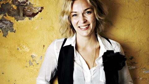 TIL TV3:  Skuespiller Line Verndal blir programleder for et oppussingsprogram. Hun har skrevet kontrakt med kanalen for flere år.  Foto: Frank Karlsen / Dagbladet
