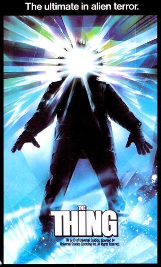 ORIGINALEN: John Carpenters film fra 1982 st�r som en bauta i skrekkfilmhistorien.