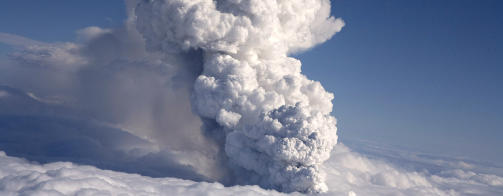 Ash clouds threaten air traffic [Archive] - PPRuNe Forums