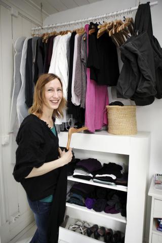 Ryddig garderobe