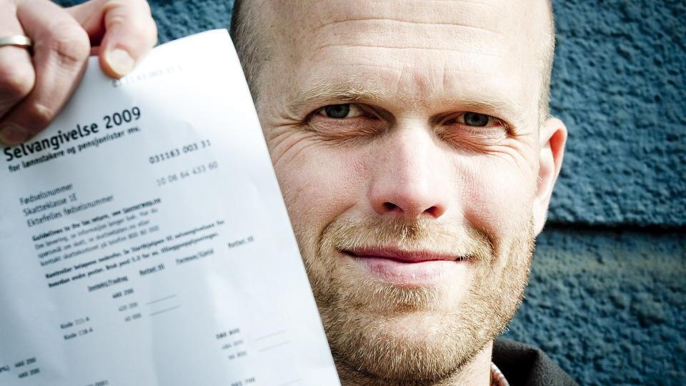 DAGBLADETS EKSPERT: Hallgeir Kvadsheim gir deg sine beste skatter�d, helt p� tampen.  Foto: Thomas Rasmus Skaug / Dagbladet
