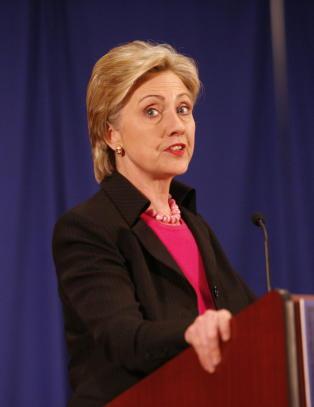 Da Hillary ville atombombe Iran