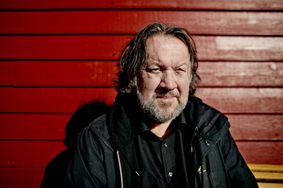 NY LÅT: Bjørn Eidsvåg har skrevet en ny sang til kveldens minnekonsert for 22. juli. Foto: Krister Sørbø / Dagbladet