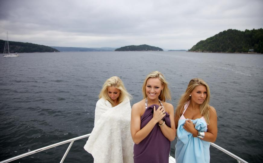 ROAD TO FROKEN NORGE (Miss Norway World & Universe) 2010 872x540