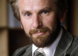 Karriere: I 1980 fikk Steinfeld sin f�rste periode som Moskva-korrespondent. N� begynner han p� sin fjerde. NTB arkivfoto Bj�rn Sigurds�n / SCANPIX