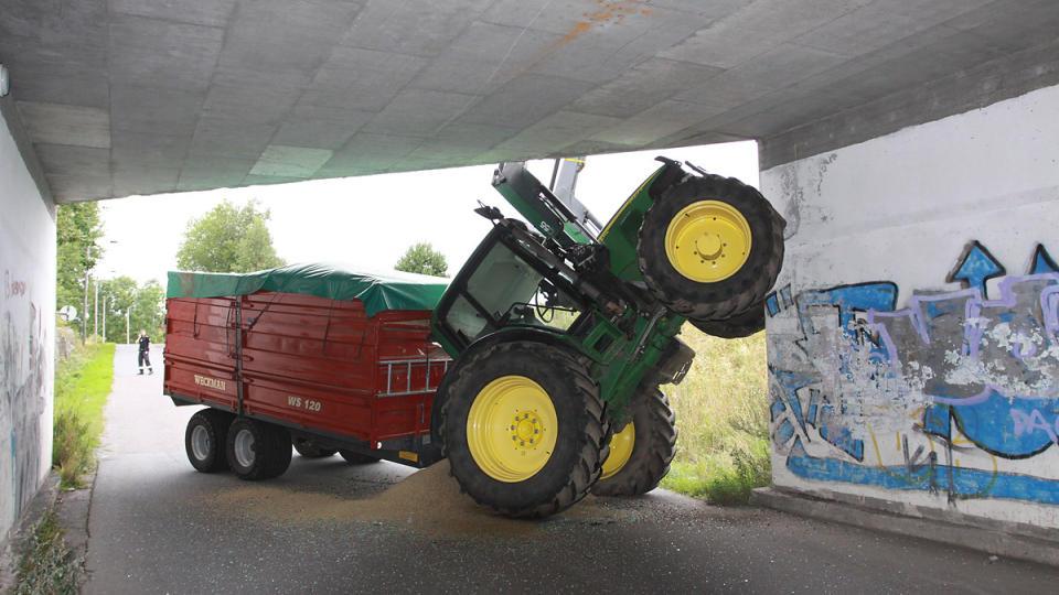 Traktor Tråden - Side 4 - Andre Motortyper - Mopedportalen