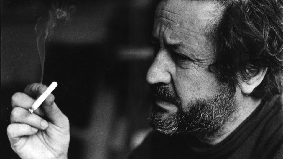 DETALJRIKT: Jens Bj�rneboes liv beskrives i n�del�s detalj i Tore Rems biografi. Bildet er fra 1971. Foto: Tor Gulliksrud / Dagbladet