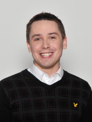 SANG NAZIL�T: William Petz�ll er ledende i SDs ungdomsparti. Etter at han ble fanget p� teip i nazitrall, svarte han at han ikke hadde analysert teksten. Foto: SD