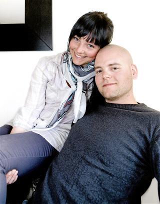 IKKE ALENE: Mange par er i samme situasjon. Statistikken viser at hvert sjuende norske par sliter med � bli gravide.  FOTO: Anne Elisabeth N�ss