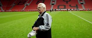 Han er for stor for Rosenborg