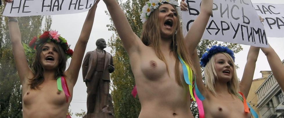 ukraina damer nakenprat