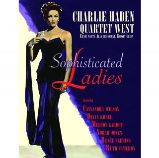 CHARLIE HADEN QUARTET WEST:  Mer patetisk enn sofistikert.