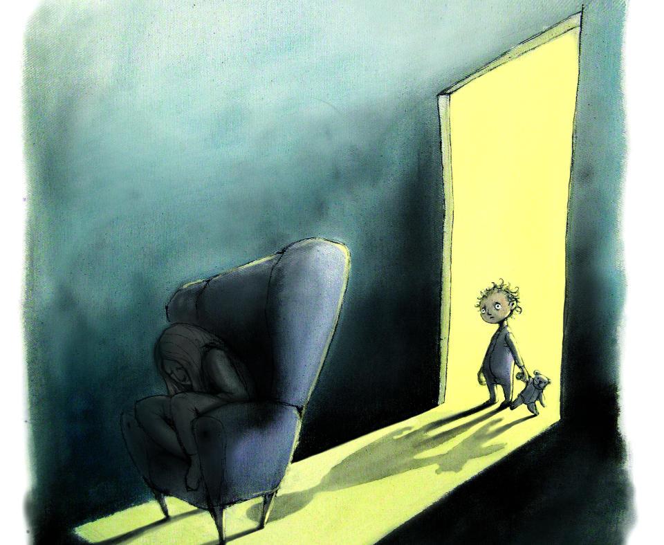 Familieterapeut Jesper Juul svarer hver l�rdag p� lesernes sp�rsm�l om familieliv, barneoppdragelse, parforhold. Er du mamma, pappa, kj�reste ung eller barn og har du sp�rsm�l send det til: jesper.juul@dagbladet.no Illustrasjon: Lisa Aisato.