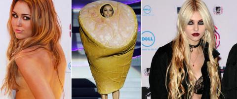 - Lady Gaga la igjen denne backstage