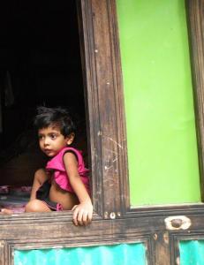 Munira (4) ble frisk