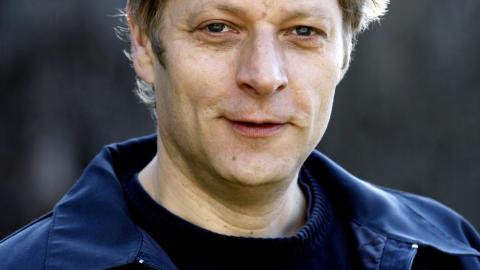 KRITISK: Regiss�r Anders T. Andersen mener det er forferdelig om NRK Drama legges ned. Foto: Erlend Aas / Scanpix