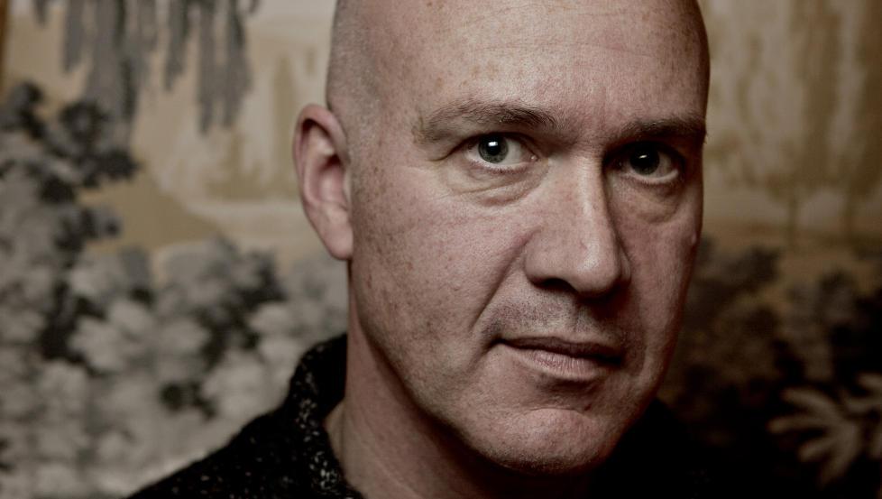 GOD DEBUT: Eystein Hanssen ble nominert til Bokhandlerprisen for sin debutbok. Foto: Lars Eivind Bones.