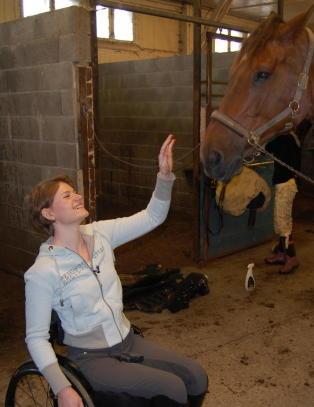 Mariette (23) ble lam etter vaksina hun fikk som 12-�ring