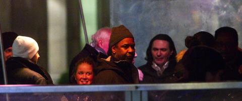 Her fester Denzel Washington f�r Nobelkonserten
