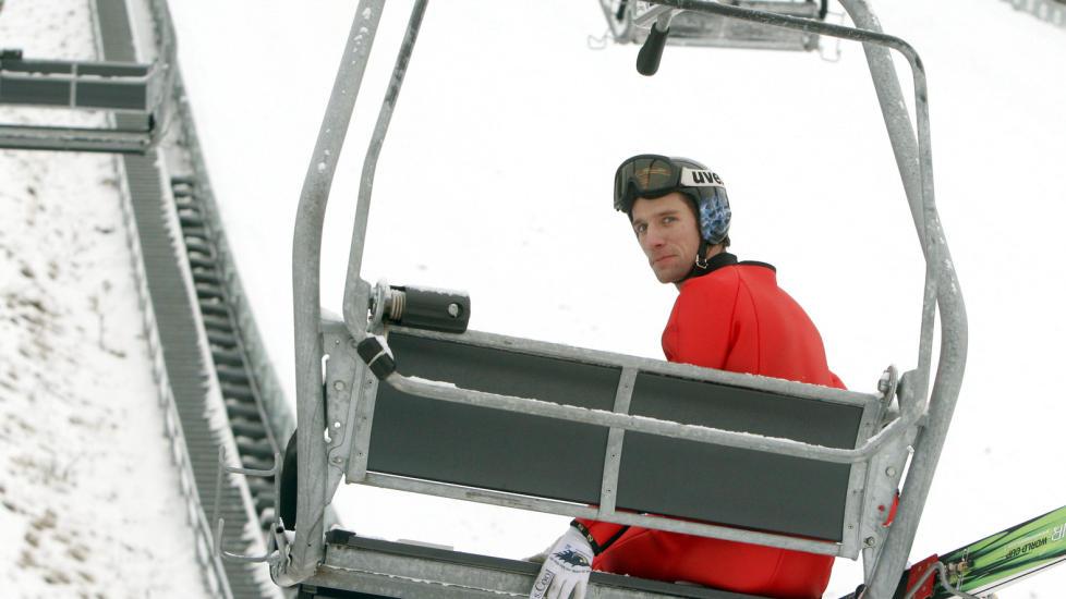 USA-TRENER: Sigurd Pettersen skal hjelpe de amerikanske hoppjentene, med blant annet regjerende verdensmester Lindsey Van p� laget.Foto: Bj�rn Sigurds�n, Scanpix