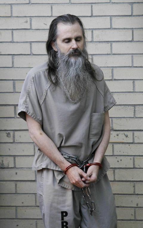 SKYLDIG: Brian David Mitchell, selverkl�rt profet og gatepredikant, er funnet skyldig i bortf�ringen av Elizabeth Smart. Foto: AP