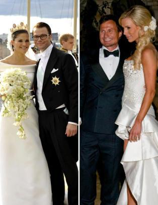 Hvem av disse sto for det mest kongelige bryllupet?