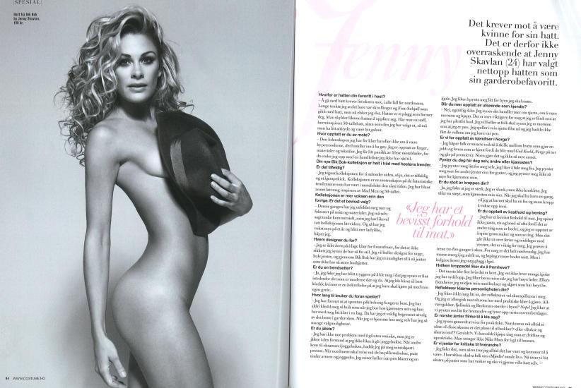 voe naken norsk kjendis naken